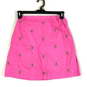 Vintage Cathy Daniels Pink Skort S